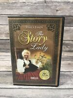 The Story Lady DVD Jessica Tandy Stephanie Zimbalist Feature Films Families VG
