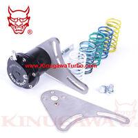 "Kinugawa Adjustable Turbo Actuator For Turbo w/ 3"" Cover + T25 / 5 Bolt Housing"