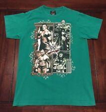 WWE Wrestling John Cena Rey Mysterio Undertaker Kofi Kingston Shirt Youth 14/16