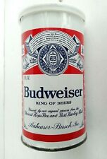 Budweiser The Six Pack Tin Can With 6 Handkerchiefs Vintage Bud Beer Sealed!