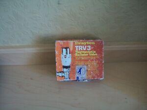 DRAYTON TRV3 COMPLETE VALVE ASSY.