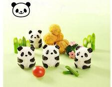 Nori Ball Rice Onigiri Punch Mold Maker Mould Panda Shape Sushi Bento DIY