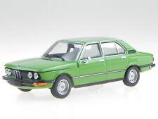 BMW e12 520 5er-series 72 mintgreen diecast model car 943023003 Minichamps 1:43