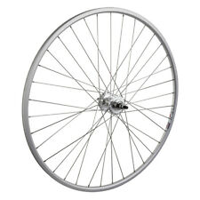 Sun M13 II  Polished Silver Bicycle Bike Front Wheel Only 36h Rim Brake  DT