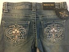 PAISLEY SKY ~ Bootcut Stretch ~ Tag 2 / Actual 27x31 - NWT!