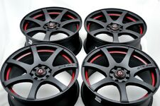 15 Wheels Rims Fit Miata Aveo Cooper Reno Sonata Corolla MR2 Yaris 4x100 4x114.3