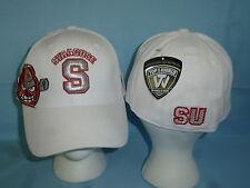 SYRACUSE ORANGE  Molten White CAP/HAT  T.O.W. One Size Fits All  NWT  $28 retail