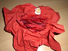 künstliche Rosenblätter * Deko-Blätter * rote Blüten