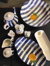 Laurie Gates Dinnerware In Pottery Dinnerware Ebay