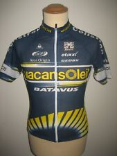 Vacansoleil WORN by RIDER jersey shirt cycling maillot trikot Batavus size S