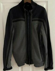 Men's Hugo Boss Jacket - Size Extra Large - XL. FREE P+P. Black. Cool Mind