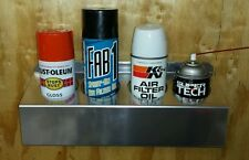 4 Hole Trailer Parts Aerosol Oil Caddie Shelf Cabinet NHRA Nascar UMP IMCA AMA