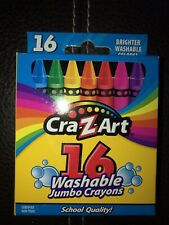 Cra-Z-Art Washable Jumbo Crayons