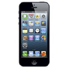 Apple iPhone 5 Verizon Wireless 4G LTE 64GB Black and White Smartphone