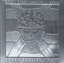 S.O.D. - Speak English Or Die [CD]