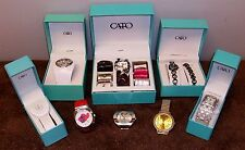 Lot Cato Wristwatches +