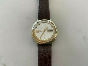 Vintage Men's Seiko Automatic Analogue Watch with Day & Date function