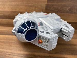 Star Wars Playskool Galactic Heroes Millenium Falcon Hasbro Imaginext 2011 Toy