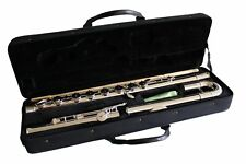 BASS FLUTE  - KEY OF C - SILVER PLATED - BEST VALUE !