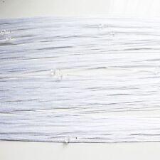 Line Divider Room Crystal Panel Tassel Decor Beads Curtain String Door Window