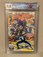 Amazing Spider-Man #280 CGC 9.0 1st Sinister Syndicate Limited NY Label