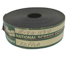 Zapped! 1982 35mm Film movie trailer
