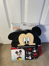 Disney Baby Harness Backpack Mickey Mouse New