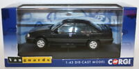 Vanguards 1/43 Scale VA14004B Opel Omega 3000 - Schwarz / Black