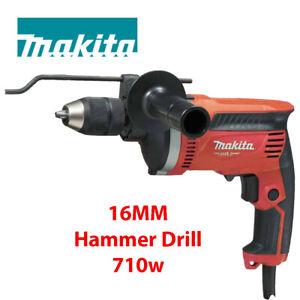 Makita M8101 Precision Drill Variable 240V Speed MT Series Keyless Chuck + Case
