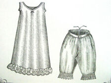 Sewing Pattern Truly Victorian Edwardian TV102  Chemise Drawers Underwear