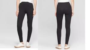 Xhilaration ~ Super Soft High-Waisted Leggings - Women's sz M Black