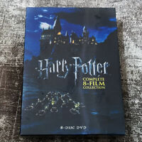 Brand New Harry Potter Complete 8-Film Collection DVD, 2011, 8-Disc, US seller