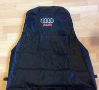 AUDI CAR PREMIUM SEAT COVER PROTECTOR / 100% WATERPROOF / BLACK