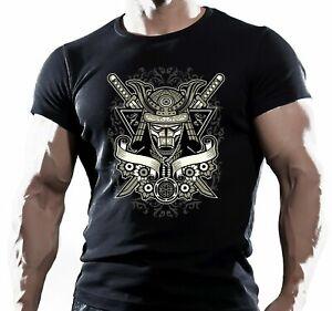 Japan Assassin Shogun T-shirt Martial Arts Samurai King Rising Tee
