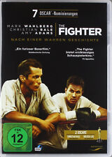 DVD  * THE FIGHTER - WAHLBERG , BALE , ADAMS  # NEU OVP
