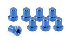 VMS RACING BILLET ALUMINUM BLUE H22 H22A VTEC VALVE COVER NUTS BOLTS HEAD 8 PCS