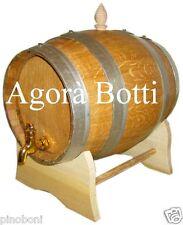 Botte in ROVERE da 3 litri, OFFERTA!!!