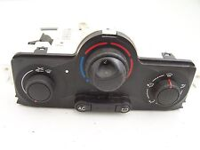 Renault Megane estate Heater controls 8200104739 (2003-2005)