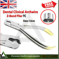 Dentist Clinical Z-Bend Pliers Orthodontic Arch Wires Forming Archwire Bending