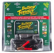 Deltran Battery Tender Plus 12V Battery Charger 021-0128 Boat Lawn Tractor