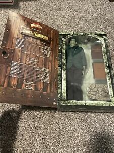 """SIDESHOW TOY The Ghost of Frankenstein 12"""" Figure  Universal Monsters 2001 MIB"""