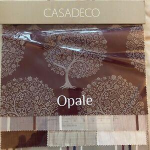 Casadeco - Opale  - Fabric Sample Book