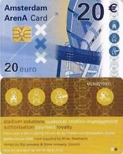 Arenakaart A043-03 20 euro: Arenadak in Vogelvlucht
