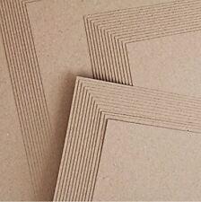 25pk tarjeta A4 Reciclado. Marrón Mancha Craft Tarjeta. papel kraft boda scrpbooking.
