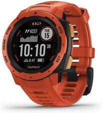 GARMIN Smartwatch  [Instinct Evangelion Special Edition/Unit02 model] asuka F/S