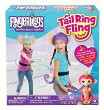 ✨ Fingerlings Tail Ring Fling Fun Kids Game Ring Toss Brand New In Box ✨