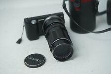 SONY E MOUNT ADAPTED 135MM F3.5 PENTAX TAKUMAR LENS ALL A7 NEX A6000 A5000