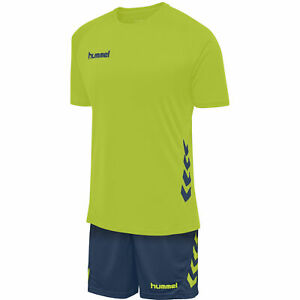 Hummel Promo Duo Trikotset - Kinder / Trikot Shorts Training / Art. 205873