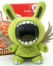 """DUNNY 3"""" SERIES 2 DEPH BIG MOUTH WINGS CHASE 1/48 KIDROBOT 2006 TOY FIGURE NEW"""