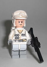 LEGO Star Wars - Hoth Rebel Trooper 2 White - Figur Minifig Rebell Soldat 75138